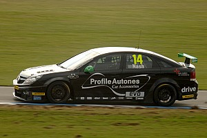 BTCC Triple 8 Knockhill qualifying report