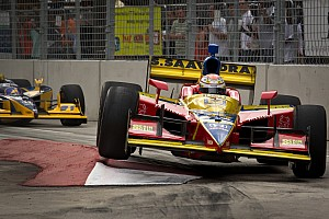 IndyCar Conquest Racing Baltimore qualifying report