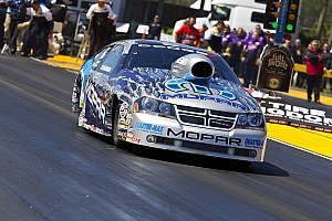 NHRA Allen Johnson Indianapolis Saturday report