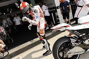 Gresini Racing San Marino GP race report