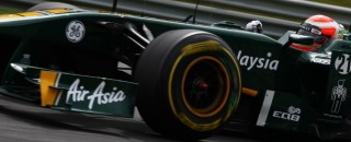 Formula 1 Team Lotus aim for reliability for Italian GP at Monza