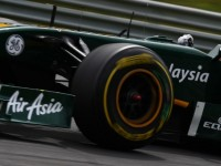 Team Lotus aim for reliability for Italian GP at Monza
