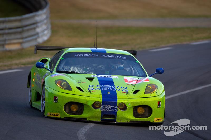 Krohn Racing heads to 6 Hours of Silverstone