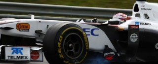 Formula 1 Sauber drivers confident ahead of Italian GP at Monza