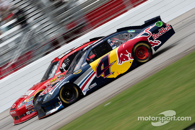 Red Bull Racing Team Atlanta race report