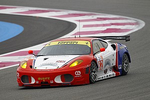 CRS Racing makes substitution at 6 Hours of Silverstone