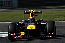 Red Bull Italian GP - Monza Friday practice report