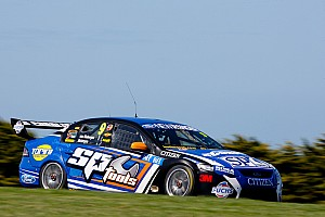 V8 Supercars Stone Brothers Racing L&H 500 Friday report