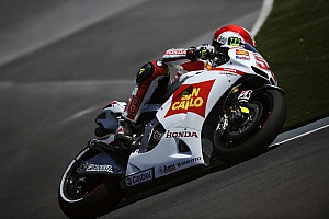 Gresini Racing Aragon GP qualifying report