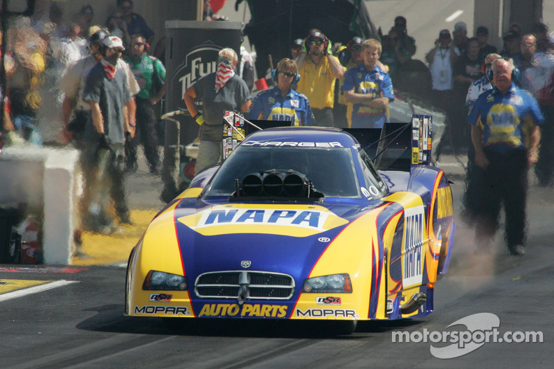 Capps Charlotte II Saturday report