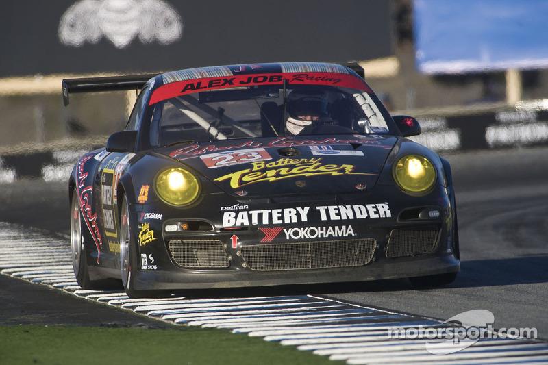 Alex Job Racing Laguna Seca race report