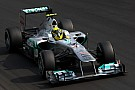 Rosberg admits new contract talks taking place