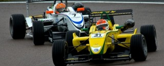Nasr and Svendsen-Cook earn Donington poles