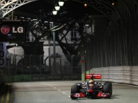 McLaren Singapore GP race report