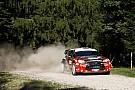 Petter Solberg Rallye de France leg 1 summary