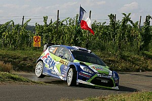 WRC FERM Rallye de France event summary