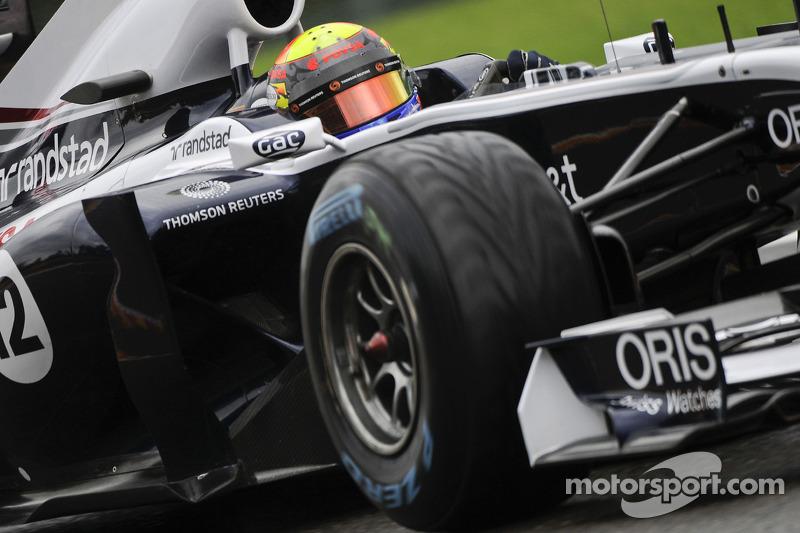 Williams optimizing car set-up for Japanese GP at Suzuka
