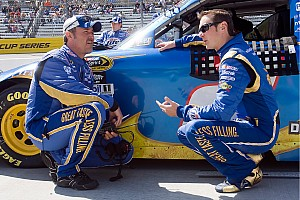 NASCAR Sprint Cup Dodge Motorsports interview: Steve Addington