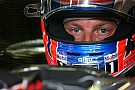 Button again on top during second practice for Japanese GP at Suzuka