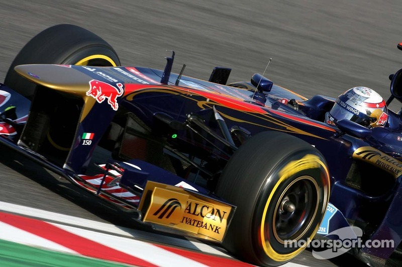 Toro Rosso Japanese GP - Suzuka qualifying report