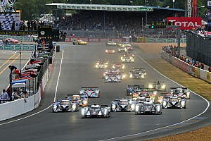 European Le Mans 2012 technical and sporting regulations announced