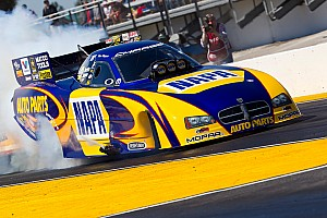 Ron Capps Firebird Raceway Saturday report
