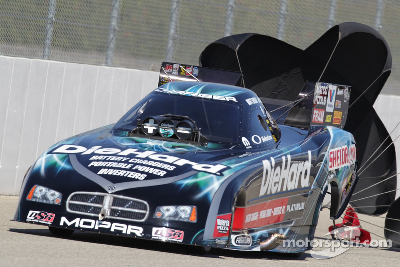 Matt Hagan Firebird Raceway final report