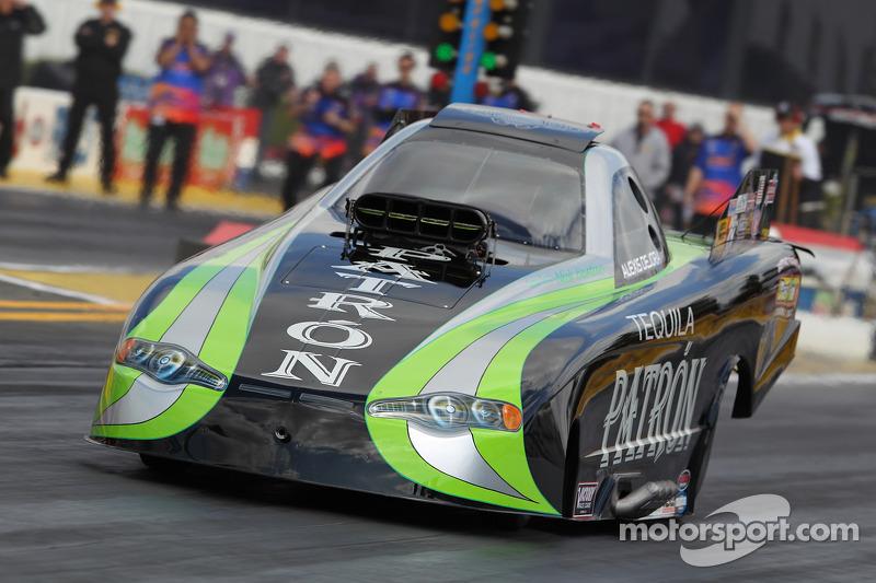 Alexis DeJoria Firebird Raceway final report