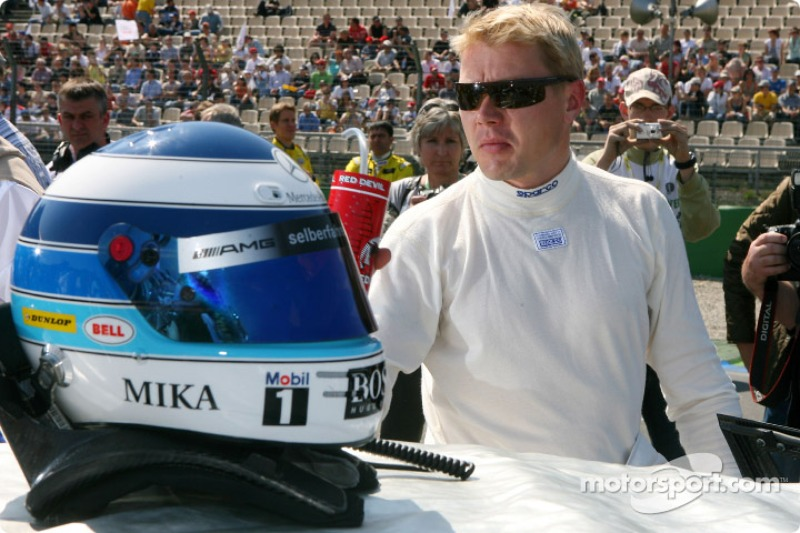 Häkkinen to contest Zhuhaï 6 Hours with AMG Mercedes-Benz