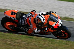 MotoGP Series Malaysian GP final practice report