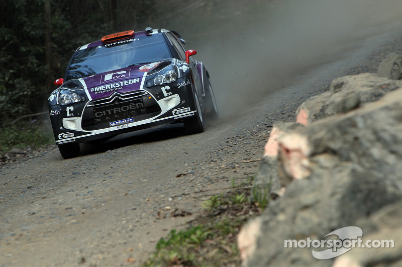 Van Merksteijn Motorsport Rally de España leg 1 summary