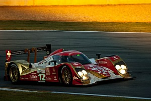 ALMS  REBELLION Racing Road Atlanta race report