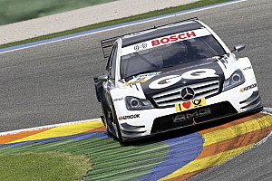 DTM Jamie Green dominates final race for the AMG Mercedes C-Class at Hockenheim