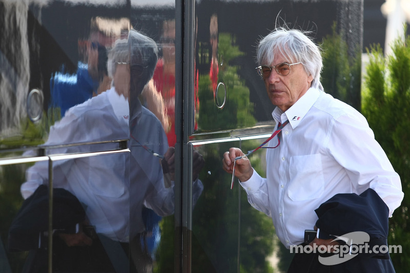 Indycar traded safety for high-risk racing - Ecclestone