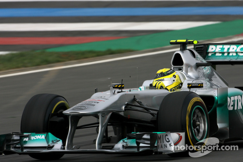 Mercedes drivers think Indian GP will be an interesting challenge