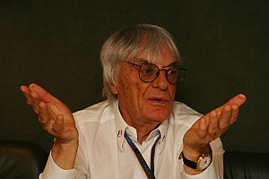 Formula One destroyed my marriage - Ecclestone