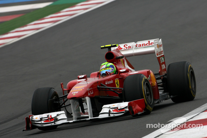Pirelli Indian GP Friday practice report