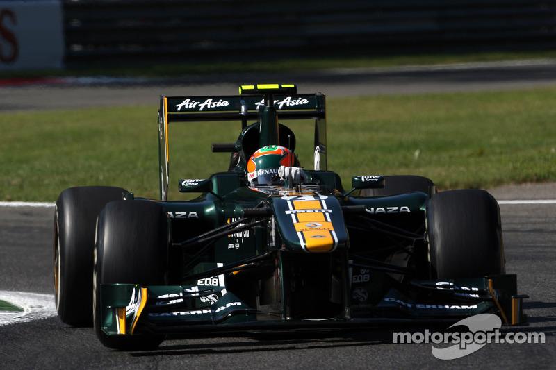 Pirelli Indian GP Friday practice report