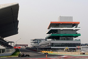 Formula 1 Team Lotus Indian GP qualifying report