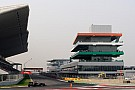 Team Lotus Indian GP qualifying report