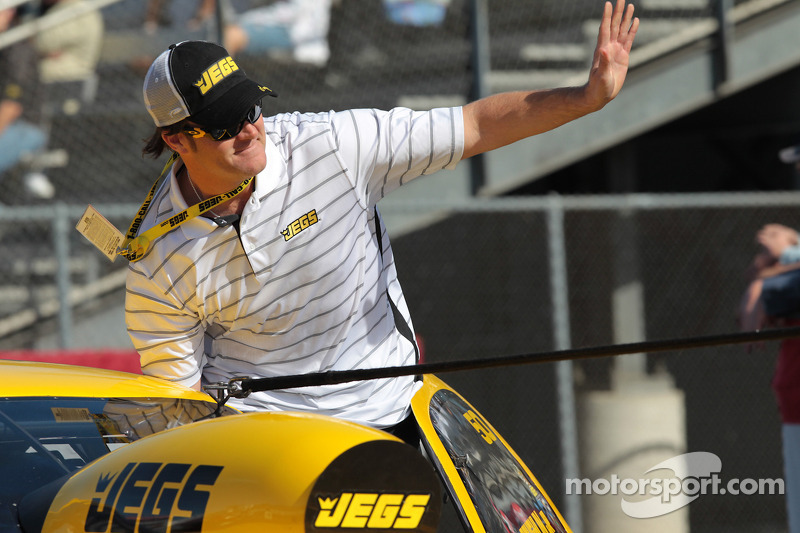 Jeg Coughlin Jr. returns to Pro Stock in 2012