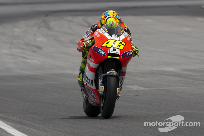 Ducati set for Valencian GP