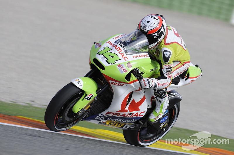 Pramac Racing Valencia GP qualifying report