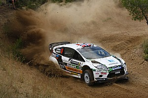 WRC M-Sport Stobart look to Wales Rally GB finale