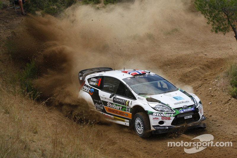 M-Sport Stobart look to Wales Rally GB finale