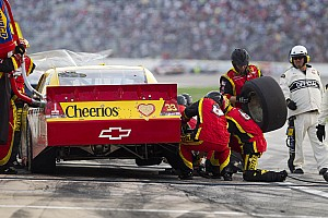 Richard Childress Racing Texas II race report