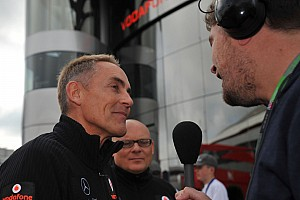 McLaren's Whitmarsh wants maximum result for Abu Dhabi GP
