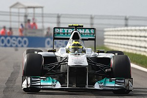 Formula 1 Mercedes GP and Nico Rosberg agree contract extension