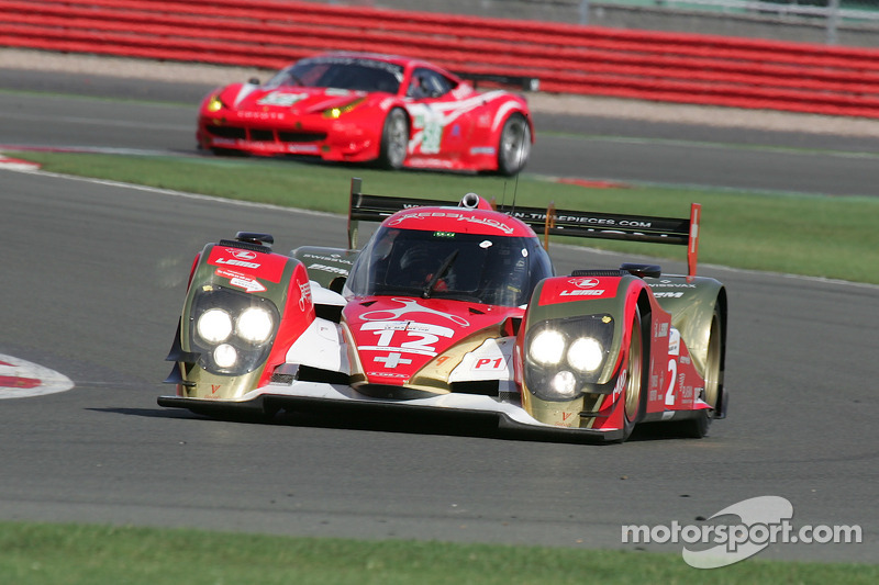 Rebellion Racing ready for 6 Hours of Zhuhai