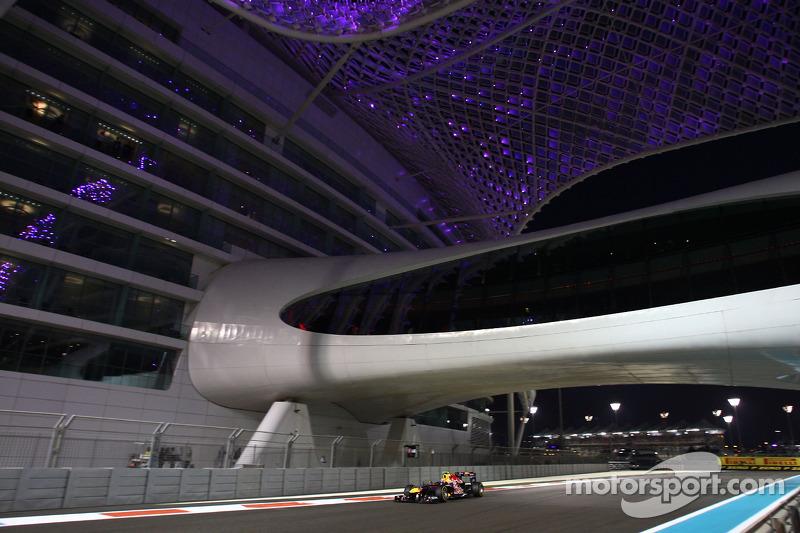 Abu Dhabi offers to house Formula One teams